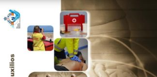 Un libro editado por la Real Federación de Salvamento y Socorrismo recoge los contenidos de primeros auxilios de los certificados de profesionalidad de salvamento y socorrismo.