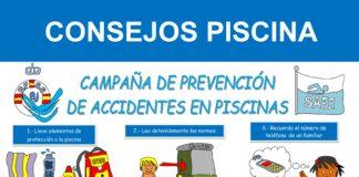 Consejo piscina prevención stopahogados #StopAhogados