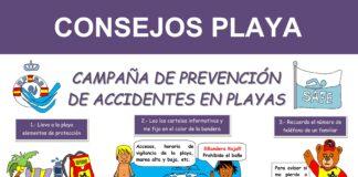 Playa prevención stopahogados #StopAhogados