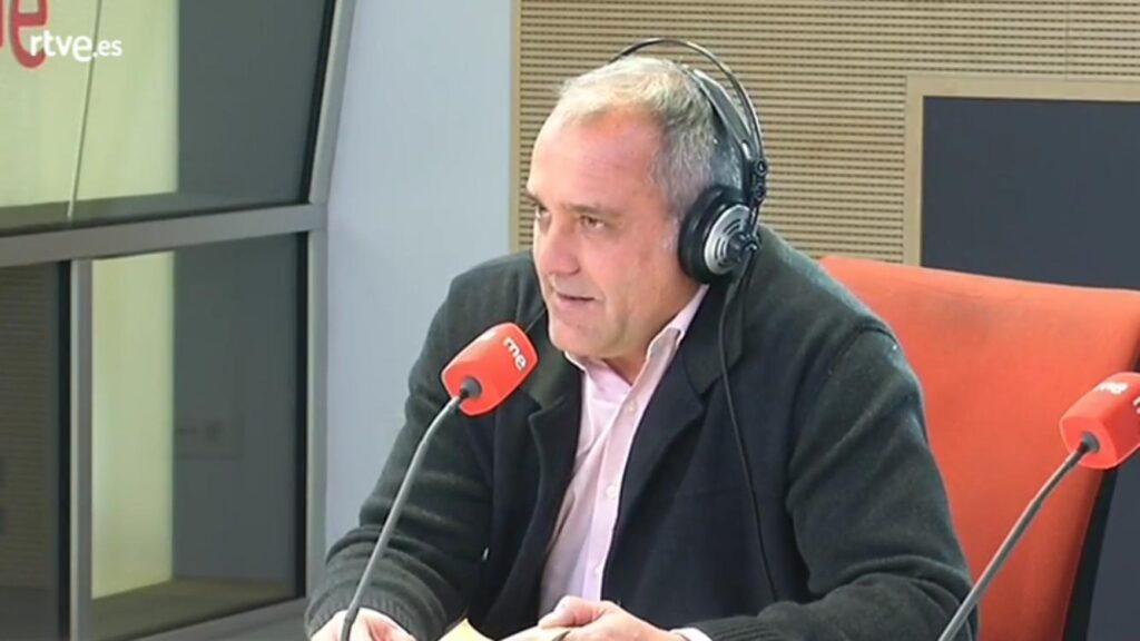 Hablando de salvamento y socorrismo en Radio Nacional