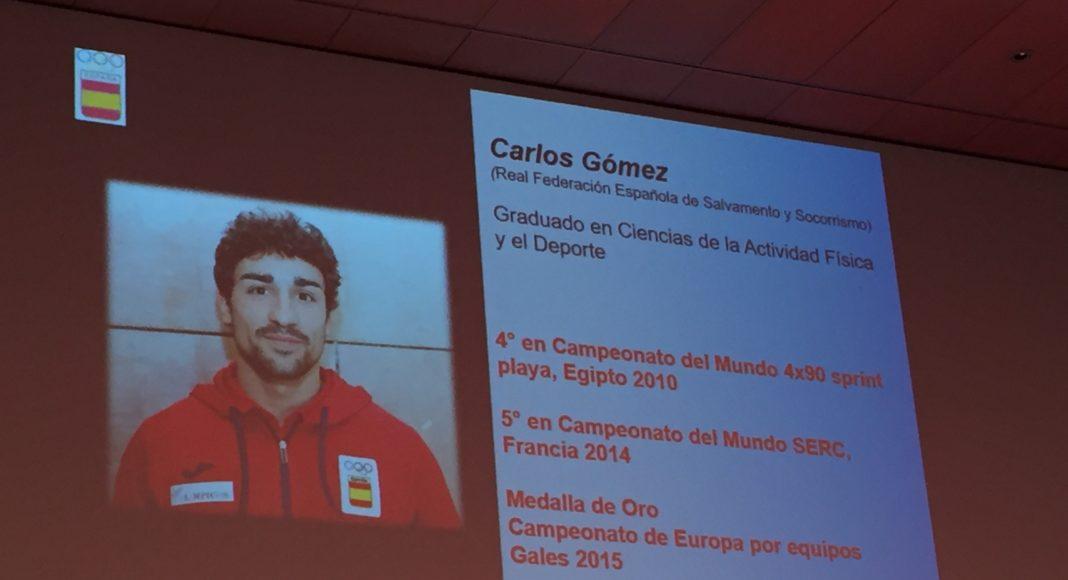 Campaña Todos Olímpicos 2019 COE Carlos Gómez