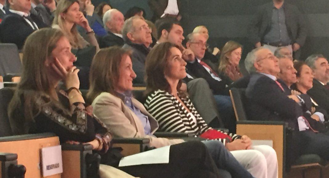 Campaña Todos Olímpicos 2019 COE Carlos Gómez Isabel García Sanz