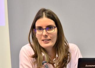 Jessica Pino Espinosa, coordinadora de la Comisión de Prevención y Seguridad de la Real Federación Española de Salvamento y Socorrismo.