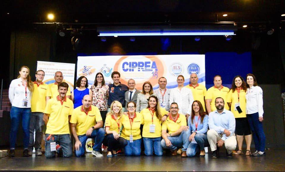#CIPREA2018 Foto de familia de la organización.