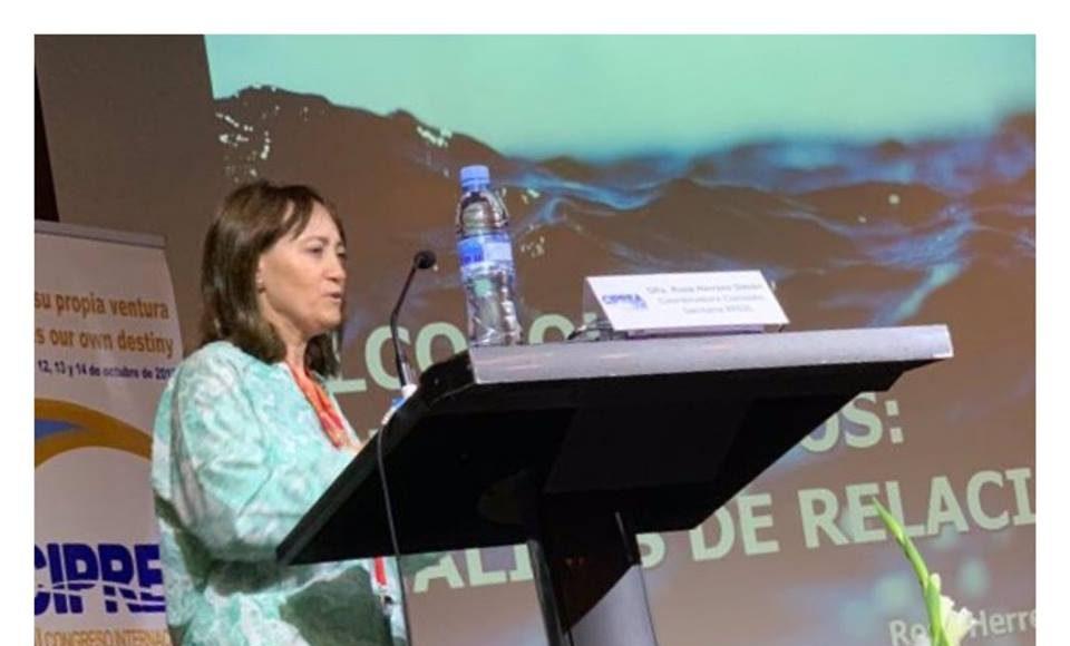 #CIPREA2018 Sesión plenaria.