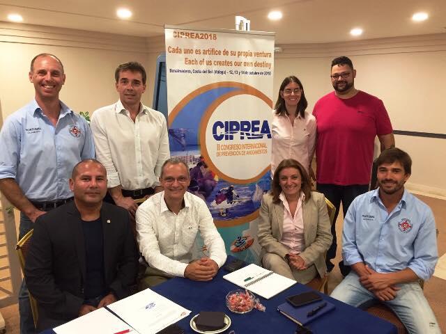 #CIPREA 2018 Reunión de la FLASS.