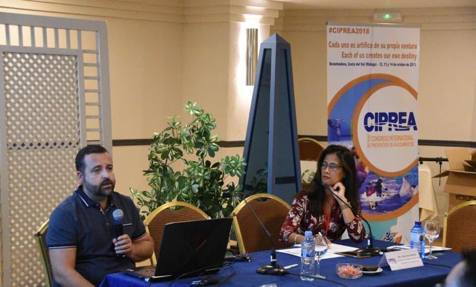#CIPREA2018 Comunicaciones en Comisiones.
