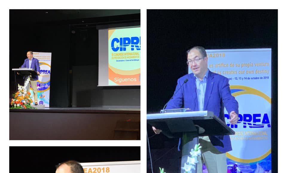#CIPREA2018