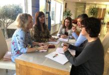Reunión de la Comisión de Mujer e Igualdad de Género del COE en Palma. Palma, 29 de marzo de 2019