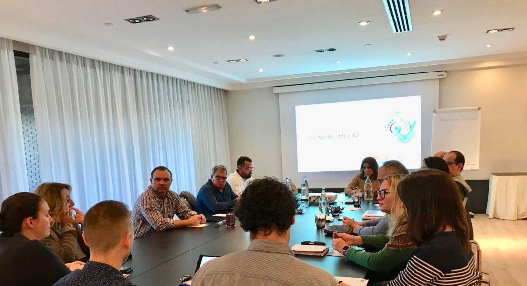 Junta Directiva y Comisiones de Trabajo reunidas en Madrid, 26 y 27 de enero de 2019.