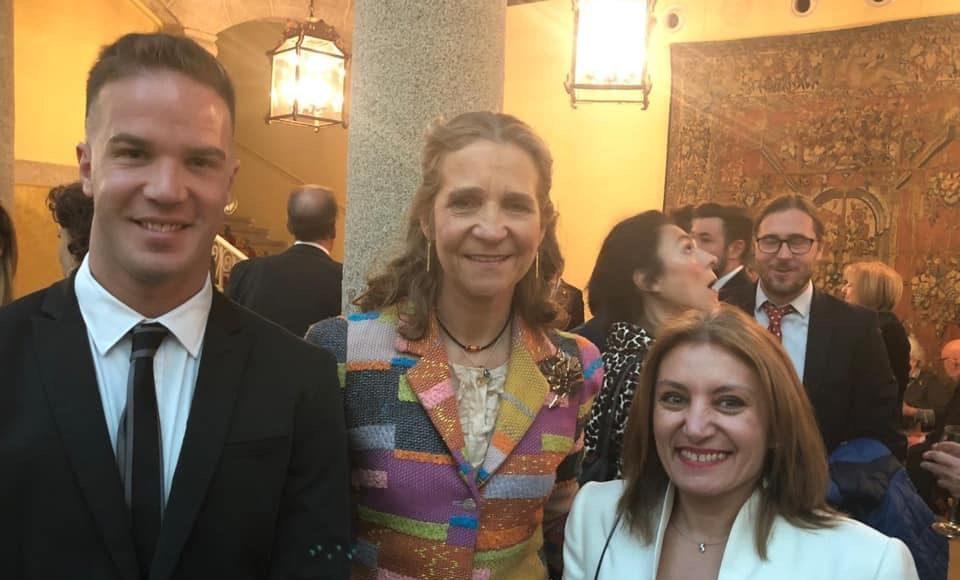 Entrega de los Premios Nacionales del Deporte, 10 de enero de 2019