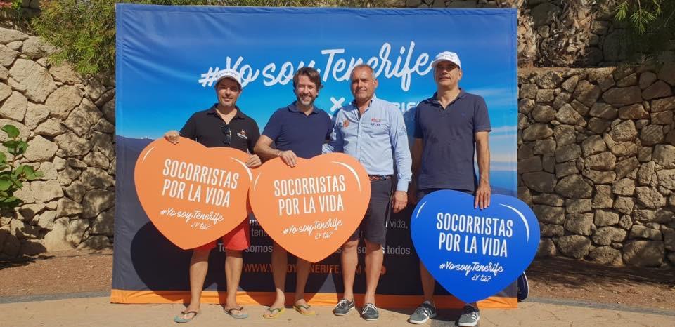 Adhesión a la iniciativa #YosoyTenerife, 8 de diciembre de 2018