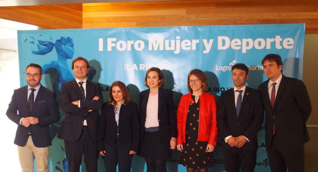 Observatorio Mujer y Deporte promovido por Logroño Deporte 28 de febrero de 2019