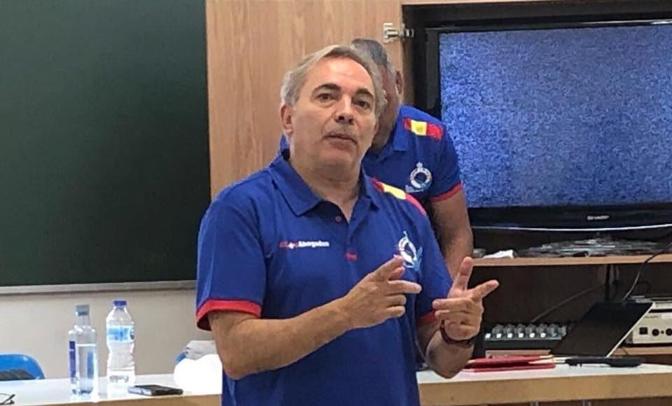 Jornada de gestión psico-emocional de alto rendimiento para deportistas, Valladolid, 1 y 2 de septiembre de 2018