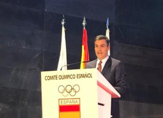 Pedro Sánchez COE
