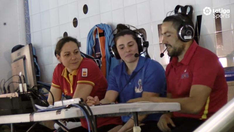 Nuria Payola (SOS Santjoan) afirma que ha preparado el Abierto Internacional-Campeonato de España de Primavera pensando en el Europeo de septiembre en Italia. #SOSEuropeCup19