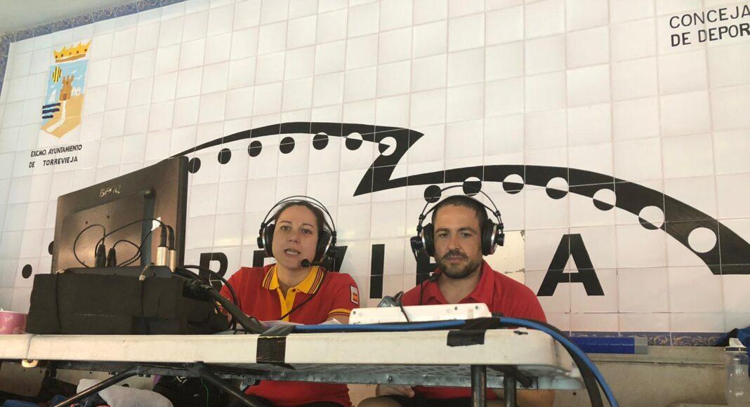 El equipo de Tactic Audiovisual produjo la imagen para la retransmisión por LaLigaSports, con los comentarios de Ana Guimarey y Antonio Triviño. #SOSEuropeCup19