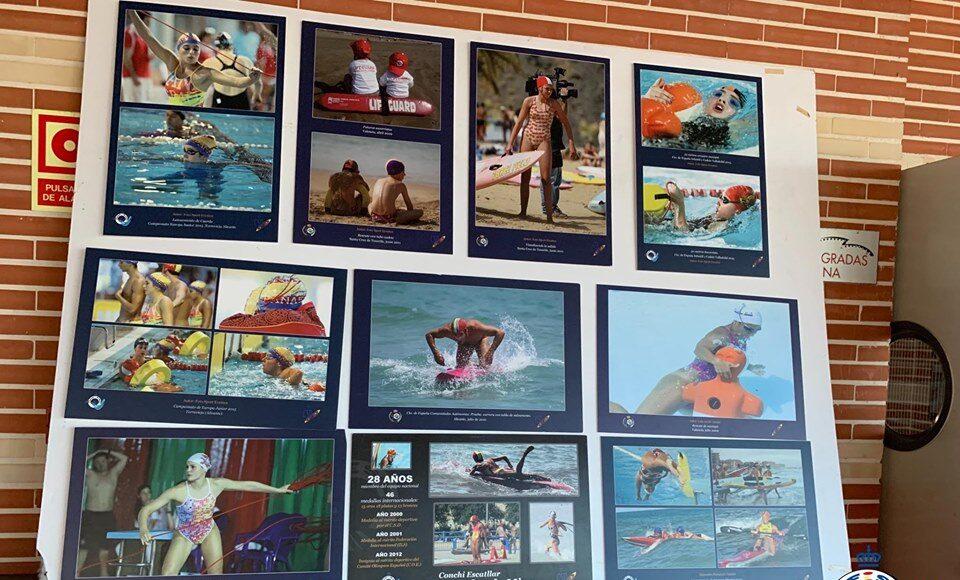 """Exposición """"50 años por la igualdad"""" en la Piscina Municipal de Torrevieja #SOSEuropeCup19"""