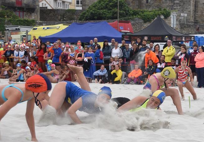 Programa de Tecnificación Deportiva entre el 31 de mayo y el 2 de junio en la playa de Berria (Santoña, Cantabria)