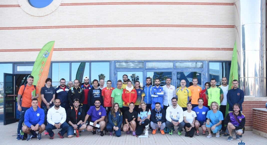 Técnicos deportivos de los 125 equipos de seis países, Gran Bretaña, Irlanda, Italia, Marruecos, Sudáfrica y España. #SOSEuropeCup19