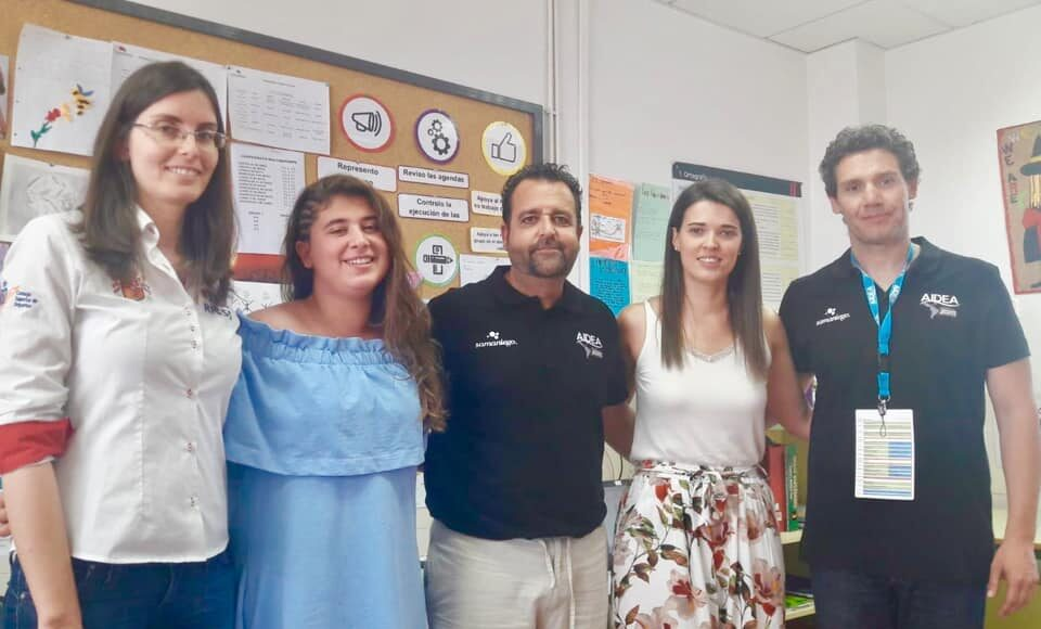 El coordinador de la Comisión de Investigación de la Real Federación Española de #Salvamento y #Socorrismi, Ismael Sanz Arribas, dirigió un simposio sobre seguridad acuática, en el que participaron los expertos federativos Francisco Cano Noguera y Jessica Pino Espinosa.