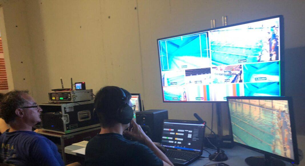 El equipo de Tactic Audiovisual produjo la imagen para la retransmisión por LaLigaSports. #SOSEuropeCup19
