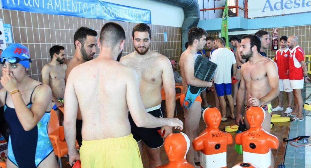 #SOSAnd19 Campeonato Andaluz de Salvamento y Socorrismo, Roquetas de Mar (Almería), 12 de mayo de 2019