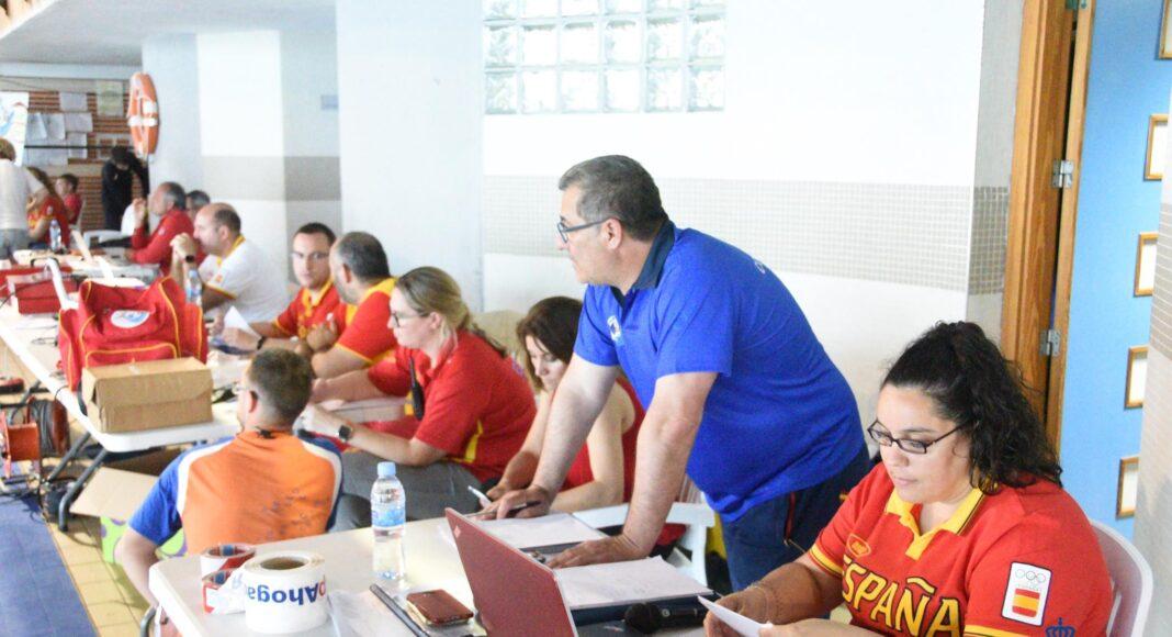 Un instante de la competición en la jornada del domingo. #SOSEuropeCup19
