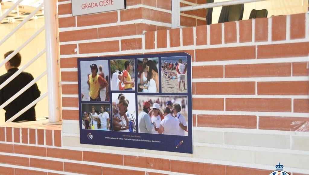 """La exposición """"50 años de igualdad"""" en la Piscina Municipal de Torrevieja. #SOSEuropeCope19"""