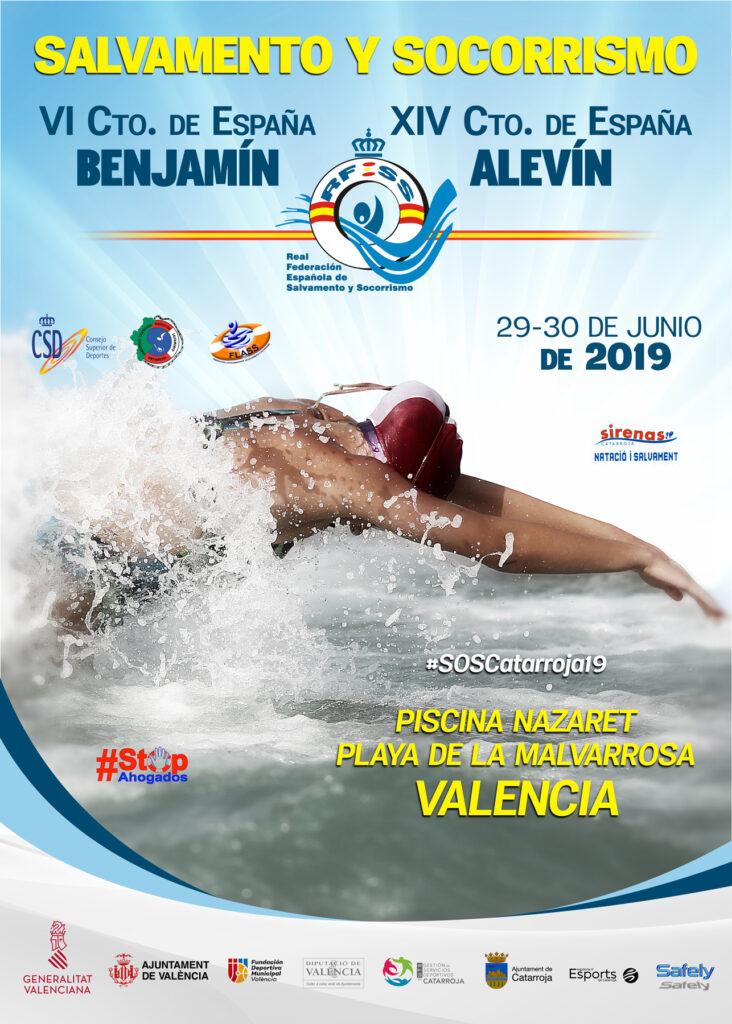 Campeonato de España de Verano Benjamín y Alevín 2019 #SOSCatarroja19