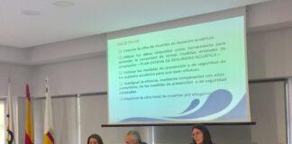 Presentación estudio muertes por ahogamiento 2015-2018, COE, #StopAhogados, 23 de mayo de 2019