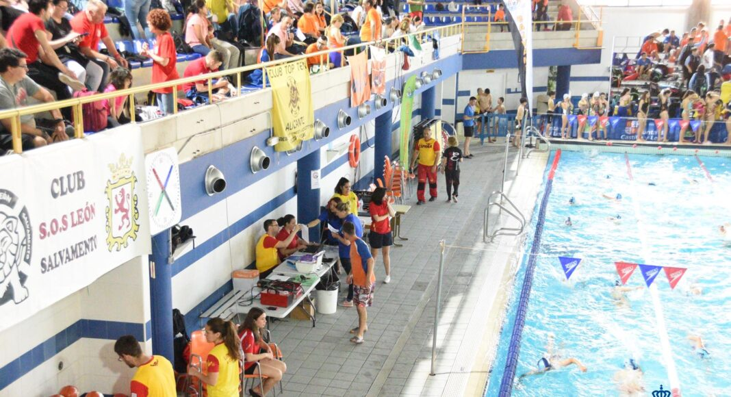 Campeonato de España de Primavera de Salvamento y Socorrismo Infantil y Cadete #SOSValladolid19 18 y 19 de mayo de 2019