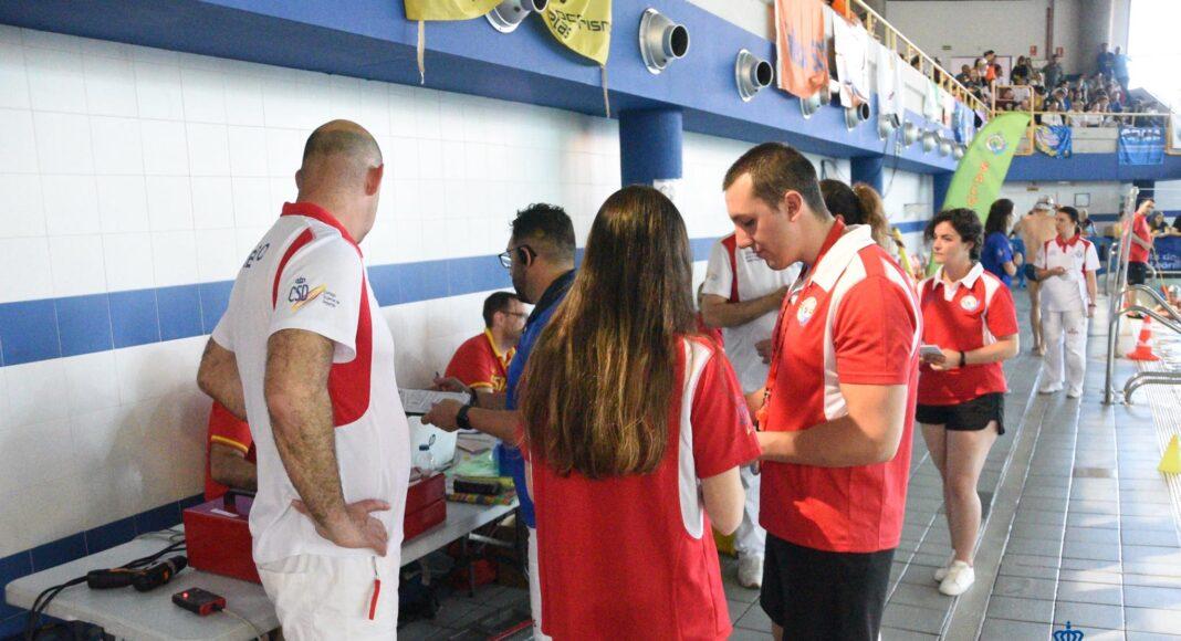 Campeonato de España de Primavera Infantil y Cadete de Salvamento y Socorrismo #SOSValladolid19 Valladolid, 18 y 19 de mayo de 2019
