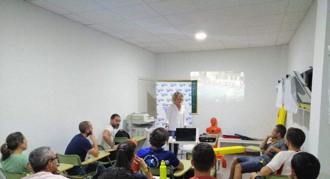 Jornada de Tecnificación, Córdoba, 30 de abril y 1 de mayo de 2019 Salvasur