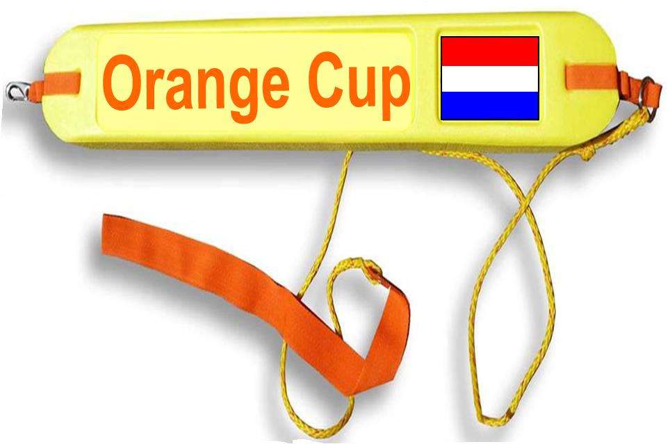 Logotipo de la Orange Cup